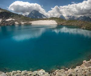 перевал Чучхур из долины реки Чучхур